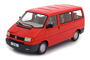 VW VOLKSWAGEN T4 CARAVELLE 1992 RED LIMITED EDITION 750 PCS. | МИКРОАВТОБУС VOLKSWAGEN T4 CARAVELLE 1992 RED *ФОЛЬКСВАГЕН ФОЛЬЦВАГЕН