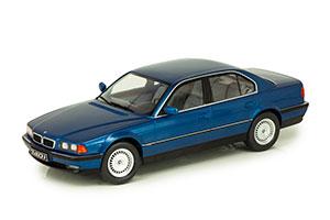 BMW E38 740I 7-SERIES 1994 BLUE METALLIC LIMITED EDITION 1000 PCS *БМВ БИМЕР БУМЕР