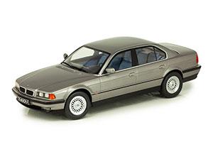 BMW E38 740I 7-SERIES 1994 GREY METALLIC LIMITED EDITION 1000 PCS *БМВ БИМЕР БУМЕР