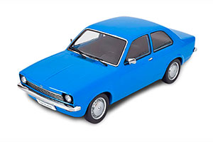 OPEL KADETT C SALOON 1973-1977 BLUE LIMITED EDITION 1500 PCS