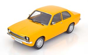 Opel Kadett C Saloon 1973-1977 Ochre Yellow Limited Edition 1500 pcs.