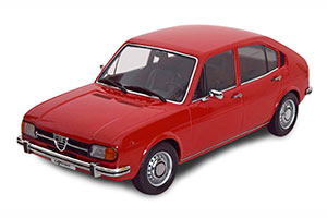 ALFA ROMEO ALFASUD 1974 RED LIMITED EDITION 2000 PCS