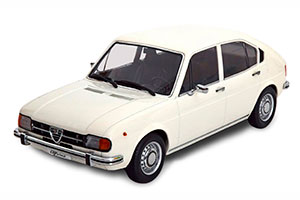 ALFA ROMEO ALFASUD 1974 WHITE LIMITED EDITION 1000 PCS