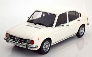 Alfa Romeo Alfasud 1974 White Limited Edition 1000 pcs.