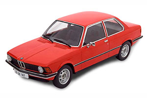 BMW 318I E21 1975 RED LIMITED EDITION 1500 PCS