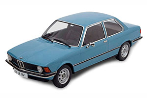 BMW 318I E21 1975 LIGHTBLUE-METALLIC LIMITED EDITION 1500 PCS