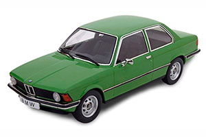 BMW 318I E21 1975 GREEN LIMITED EDITION 1000 PCS