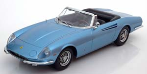 Ferrari 365 California Spyder 1966 Light Blue Metallic Limited Edition 750 pcs.