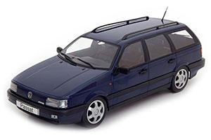 VW Volkswagen Passat B3 VR6 Variant 1988 Dark Blue Limited Edition 1000 pcs.