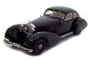 MERCEDES W29 540K AUTOBAHNKURIER 1938 BLACK