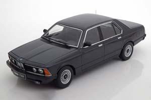 BMW 733i E23 1977 Black Metallic Limited Edition 1000 pcs.