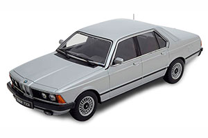 BMW 733I E23 1977 SILVER LIMITED EDITION 1000 PCS