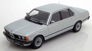 BMW 733i E23 1977 Silver Limited Edition 1000 pcs.