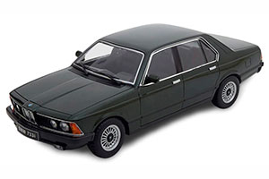 BMW 733I E23 1977 DARKGREEN-METALLIC LIMITED EDITION 1000 PCS