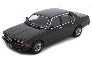 BMW 733i E23 1977 Dark Green Metallic Limited Edition 1000 pcs.
