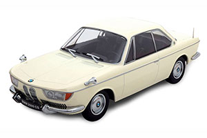 BMW 2000 CS COUPE 1965 CREME LIMITED EDITION 1000 PCS