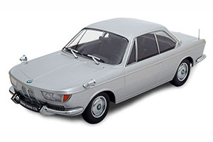 BMW 2000 CS COUPE 1965 SILVER LIMITED EDITION 1000 PCS