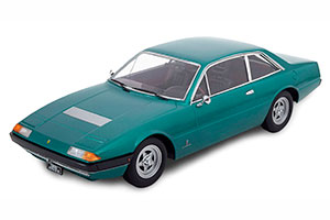 FERRARI 365 GT4 2+2 1972 GREENMETALLIC LIMITED EDITION 500 PCS
