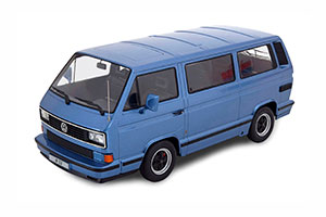 PORSCHE B32 BASED ON VW T3 1984 LIGHTBLUE-METALLIC LIMITED EDITION 500 PCS