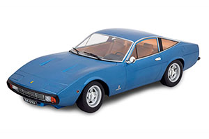 FERRARI 365 GTC4 1971 BLUEMETALLIC LIMITED EDITION 750 PCS