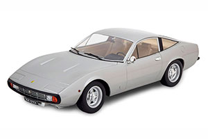 FERRARI 365 GTC4 1971 SILVER LIMITED EDITION 750 PCS