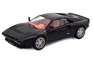 FERRARI 288 GTO 1984 BLACK LIMITED EDITION 500 PCS