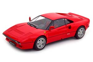 FERRARI 288 GTO UPGRADE 1984 RED LIMITED EDITION 1500 PCS