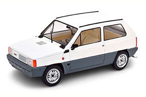 FIAT PANDA 45 MK 1 1980 WHITE LIMITED EDITION 750 PCS