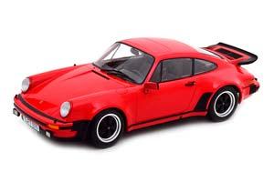 PORSCHE 911 (930) TURBO 3.0 1976 RED
