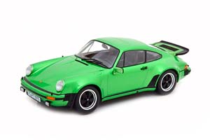 PORSCHE 911 (930) TURBO 3.0 1976 GREEN METALLIC *ПОРШЕ ПОРШ