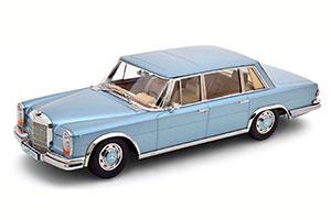 MERCEDES 600 SWB W100 1963 LIGHTBLUE-METALLIC