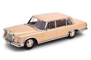 MERCEDES 600 SWB W100 1963 LIGHTGOLD-METALLIC