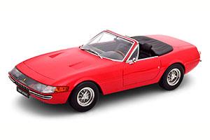 FERRARI 365 GTB/4 DAYTONA CABRIO 1 SERIES 1969 RED