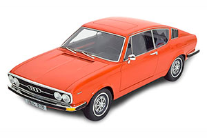 AUDI 100 COUPE S 1970 ORANGE LIMITED EDITION 400 PCS