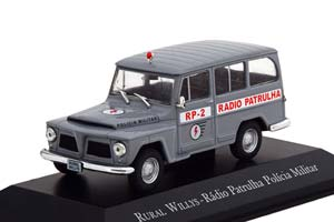 WILLYS RURAL RADIO PATRULHA MILITARY POLICE *ВИЛЛИС