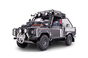 LAND ROVER DEFENDER FROM THE MOVIE