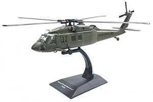 SIKORSKY UH-60A BLACK HAWK HELICOPTERS #4 *СИКОРСКИЙ