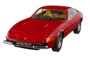Ferrari 365 GTB4 Coupe 1968 Red