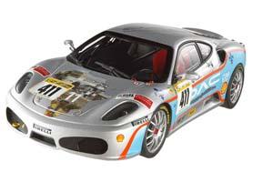 Ferrari F430 Challenge 2006 #411 North American Champion Limited Edition 5000 pcs.