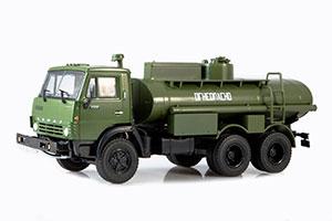 KAMAZ 5320 AC-9 (USSR RUSSIA TRUCK) | КАМАЗ 5320 АЦ-9 ЛЕГЕНДАРНЫЕ ГРУЗОВИКИ СССР #6
