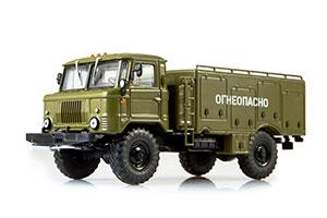 GAZ 66 BC3 (USSR RUSSIA TRUCK) | ГАЗ ВСЗ-66 ЛЕГЕНДАРНЫЕ ГРУЗОВИКИ СССР #11 *ГАЗ ГОРЬКОВСКИЙ АВТОЗАВОД ГОРЬКИЙ