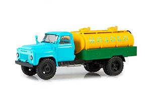 GAZ 53 ACPT-3,3 (USSR RUSSIA TRUCK) | ГАЗ 53 АЦПТ-3,3 ЛЕГЕНДАРНЫЕ ГРУЗОВИКИ СССР #12 *ГАЗ ГОРЬКОВСКИЙ АВТОЗАВОД ГОРЬКИЙ