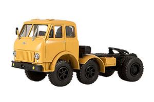 MAZ 520 (USSR RUSSIA TRUCK) SAND YELLOW| МАЗ-520 ЛЕГЕНДАРНЫЕ ГРУЗОВИКИ СССР #29 *МАЗ