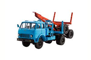 MAZ-509 FOREST TRUCK (USSR RUSSIA)   МАЗ-509 ТАЁЖНЫЙ ЛЕСОРУБ ЛЕГЕНДАРНЫЕ ГРУЗОВИКИ СССР #45