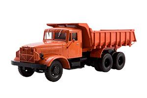 KRAZ-222 (USSR RUSSIA) RED |КРАЗ 222 (ИЗ ФИЛЬМА МИМИНО) ЛЕГЕНДАРНЫЕ ГРУЗОВИКИ СССР #46
