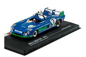 Matra MS670B #7 Henti Pescarolo Gerard Larrousse Winner LE MANS 1974