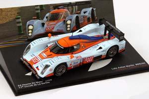 Aston Martin Lola B09/60 #007 Charouz Mucke Enge LE MANS 2009