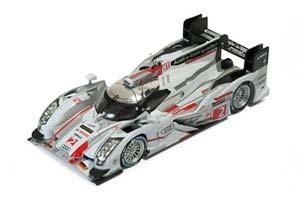 Audi R18 E-TRON Quattro Kristensen-McNish-Duval Winner Le Mans 2013