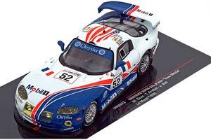 Chrysler VIPER GTS-R #52-Team Oreca M.Duez-T.Archer-J.Bell Le Mans 1999