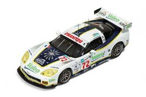Corvette C6.R #72 LMGT1 L.Alphand-G.Moreau-J.Policand 5th Le Mans 2008